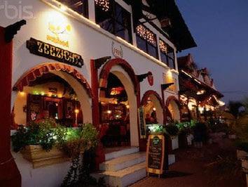 restaurant zeezicht Bonaire