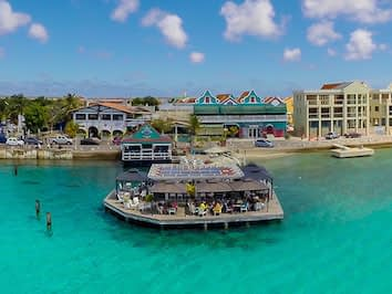 karels beach bar bonaire
