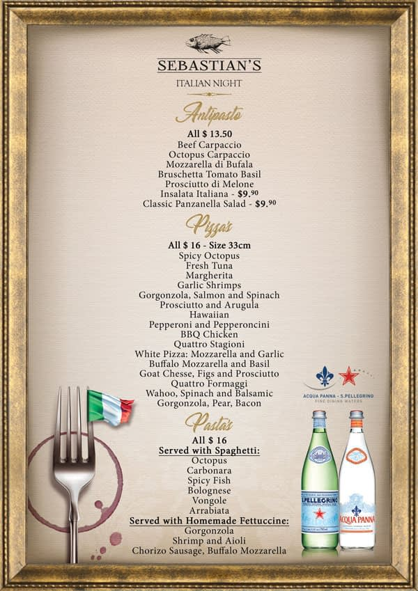 Sunday-Italian-Night-Menu-