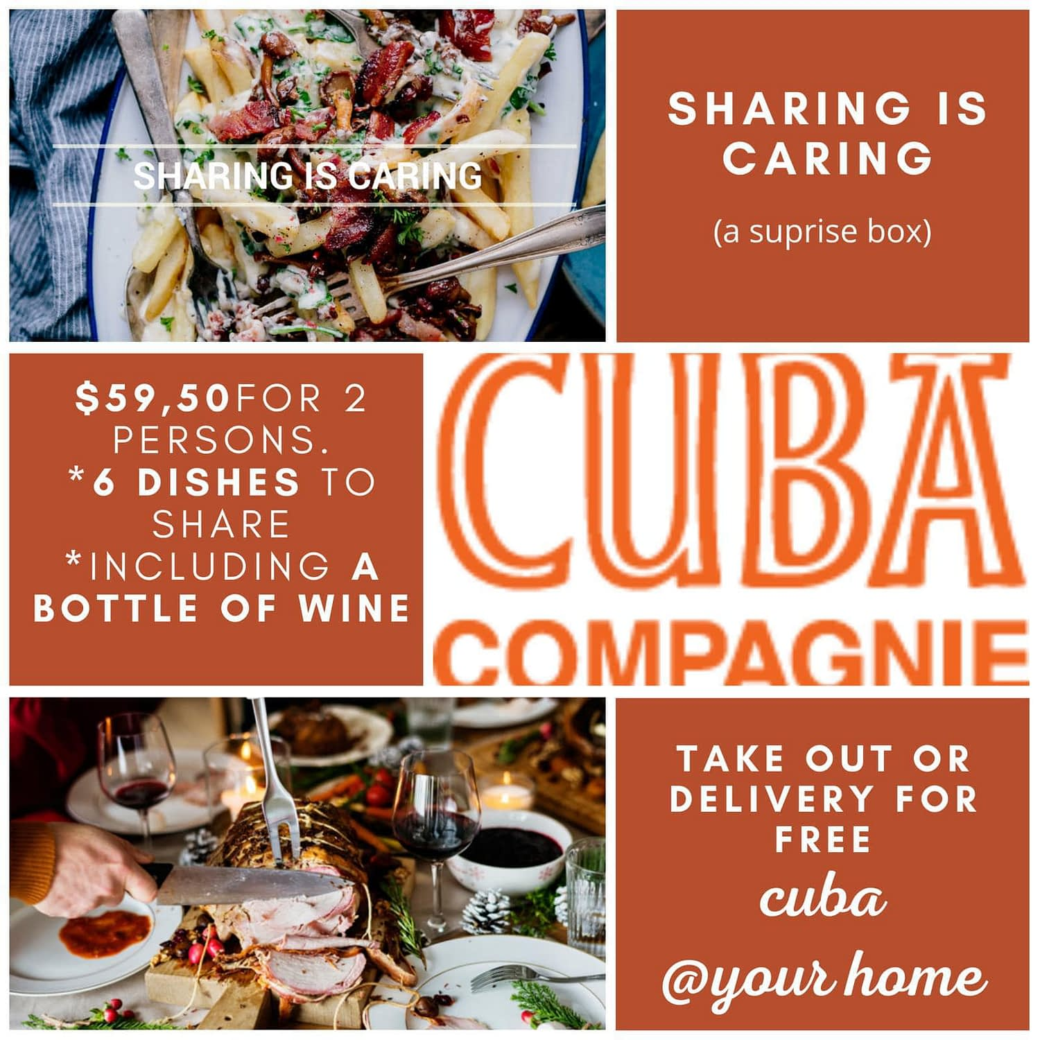 cuba sharing is caring