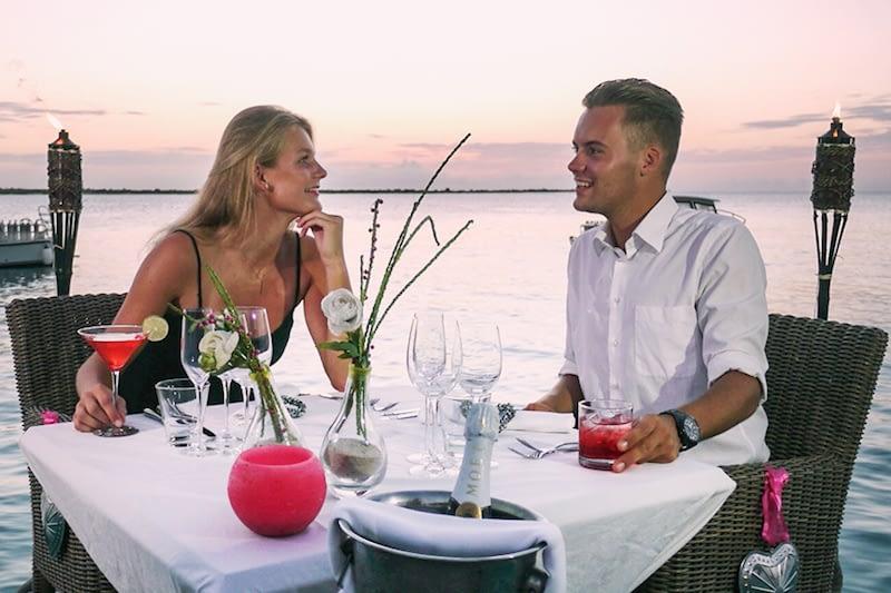 valentines at Ingridients Bonaire
